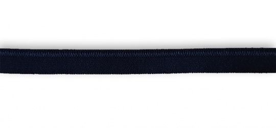 Zierlitze blau dunkel Glanzkante 9mm
