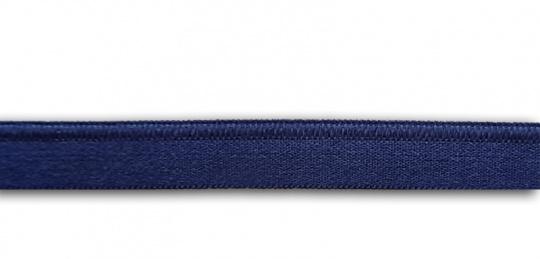 Zierlitze blau dunkel Glanzkante 10mm
