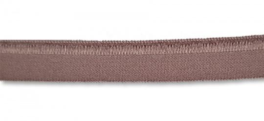 Zierlitze taupe Glanzkante 12mm