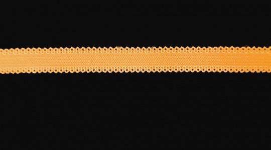 Zierlitze orange beidseitige Bogenkante 11mm