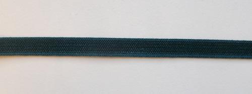 Einziehgummi türkis dunkel 9mm
