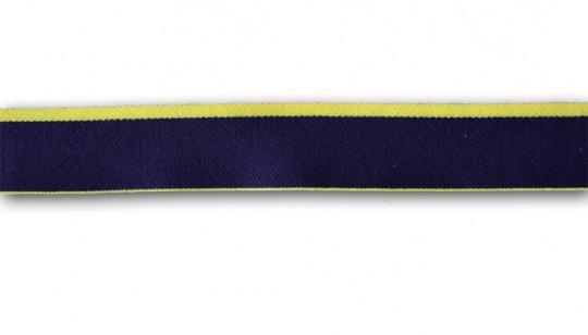 Bundgummi  blau gelb 24mm