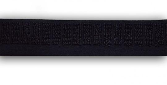 Bundgummi  schwarz 30mm