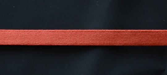 Einziehgummi rotrost 9mm