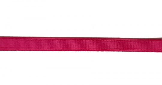 Einziehgummi pink  9mm