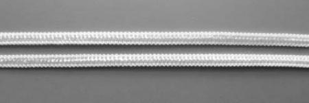 Zierband weiß 10mm