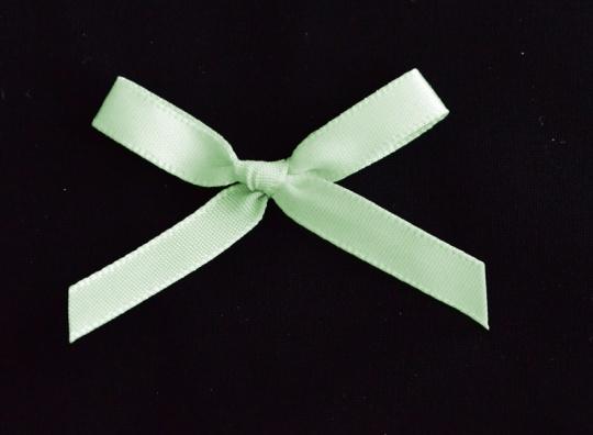 Schleifchen grün mint