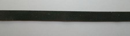 Badegummi grau dunkel 8mm Meterware
