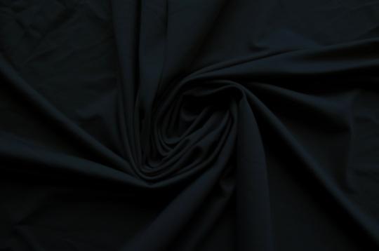Mikrofaser blau dunkel Jersey