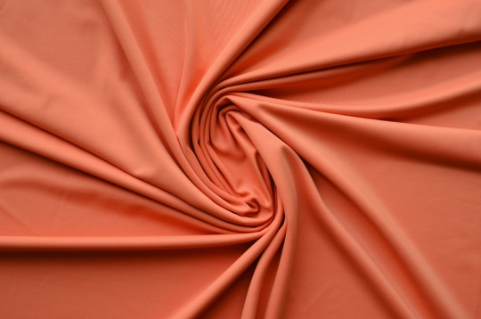 Mikrofaser rosa lachs kräftig individuell abgeschnitten
