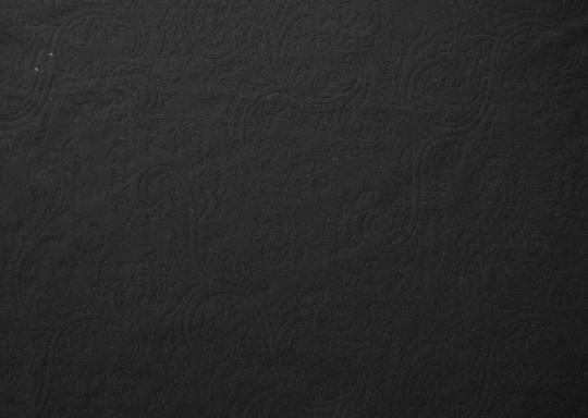Mikrofaser schwarz ornamente Miederware