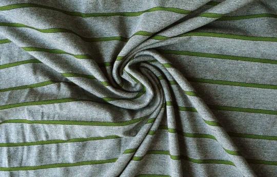 """Baumwolle/Viskose Farbrichtung  leuchtend grün /schwarz /anthrazit grau/ """"grau""""  Melange"""