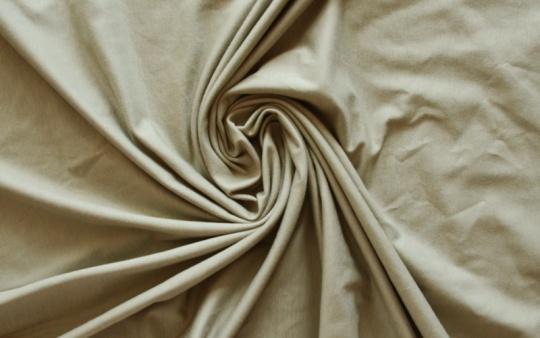 Baumwolle beige