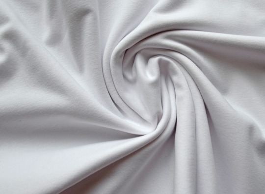 Baumwollemix weiß