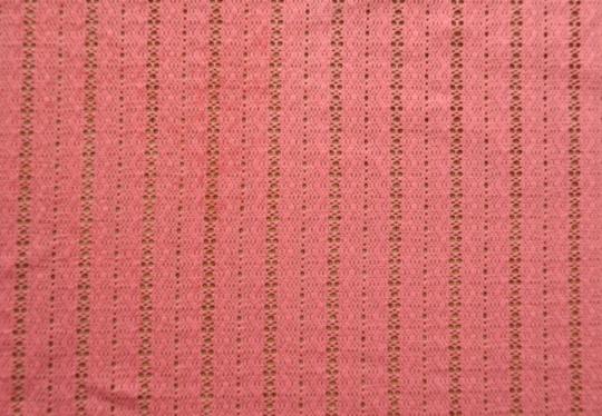 Strukturstoff Baumwolle rosa flamingo