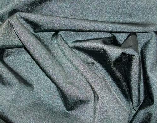 Badeware Farbrichtung bläulich grau  Glanz