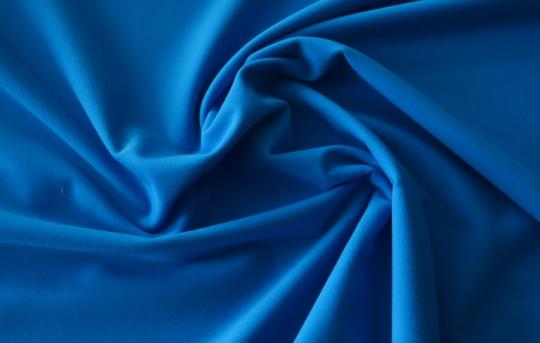 Sportware Mikrofaser  Farbrichtung leuchtend blau