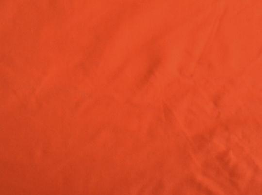 Webwaren Badestoff unelastisch orange dunkel individuell abgeschnitten