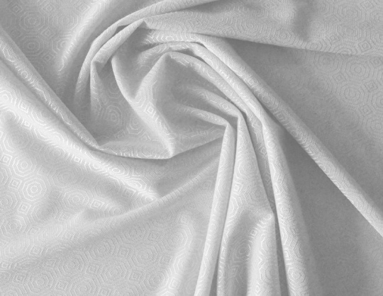 Alloverspitze elastisch  weiß