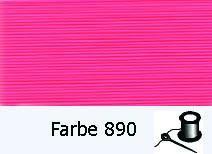 Nähgarn Gütermann 890 rosa 200m