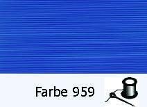 Nähgarn Gütermann 959 blau 200m