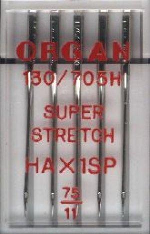 Organ Superstretchnadeln