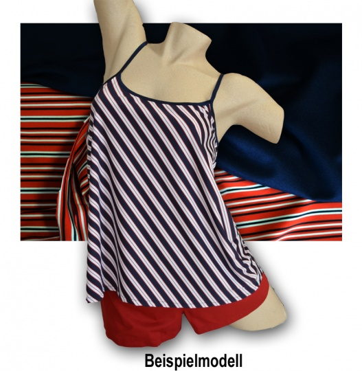 "Kreativpaket Luisa ""Stripes Blue"""