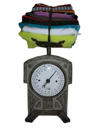 Wäsche/Badestoffe/Spitzen Kiloware Meterware