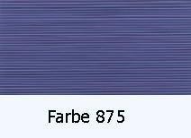 Bügelband grau lila 10mm