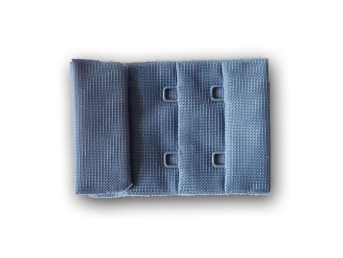 sewy.de | Verschluss blau jeans 38mm | naehkurse, schnittmuster ...